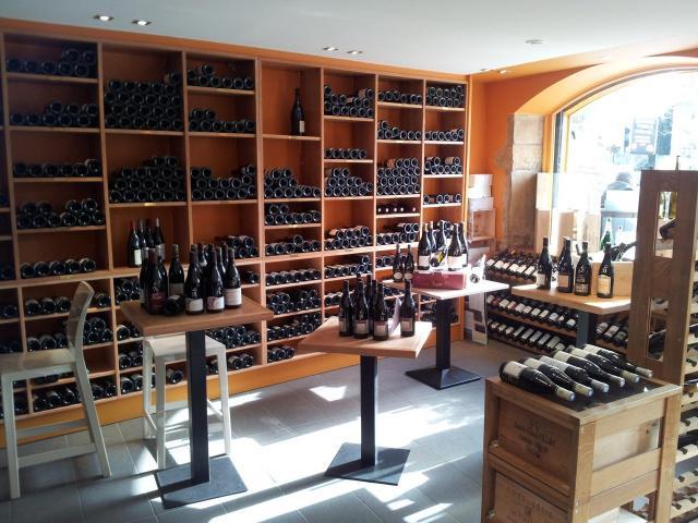 Boutique de vins